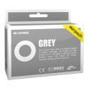 Cartouche d'encre compatible  -  CANON PGI-9 GY  -  gris  -  (1042B001)