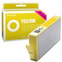 Cartouche d'encre compatible  -  HP 364XL  -  jaune  -  (CB325EE)  -  grande capacité