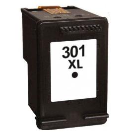 Cartouche d'encre compatible  -  HP 301XL  -  noir  -  (CH563EE)  -  grande capacité